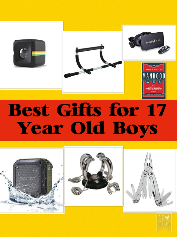 Best Gifts For 17 Year Old Boys Teen