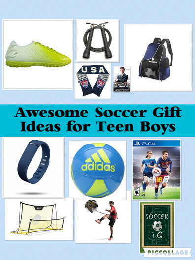 Soccer Gifts Best Gifts For Teen Boys