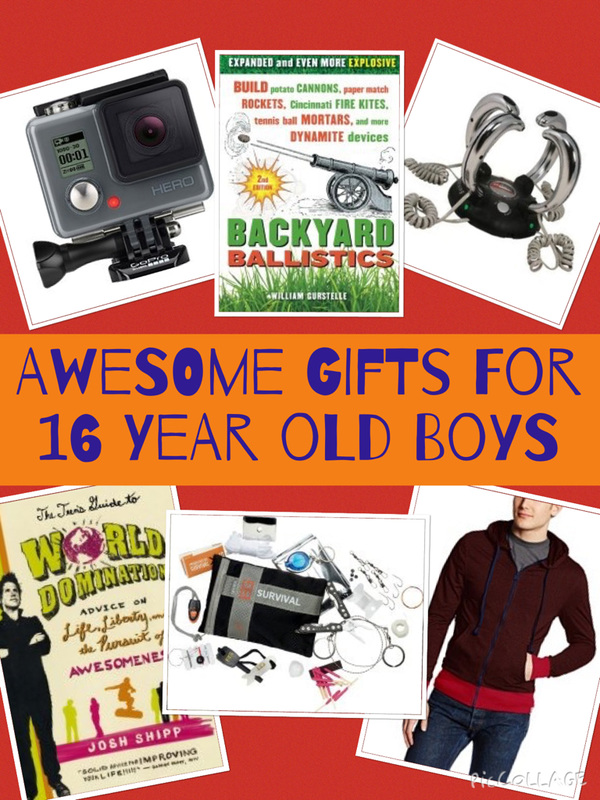 Best Gifts for 17 Year Old Boys - Best gifts for teen boys