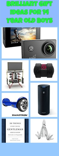 Gift Ideas for 14 Year Old Boys - Best gifts for teen boys