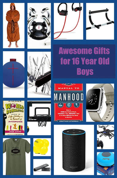 19 Amazing Christmas and Birthday Gifts Ideas for 16 Year Old Boys - Gift Ideas For 16 Year Old Boys - Best Gifts For Teen Boys