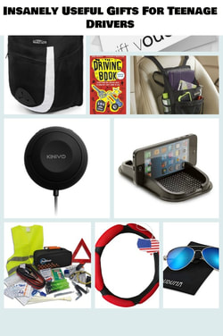 Gadgets For The Car That Make Perfect Gifts Teen Drivers